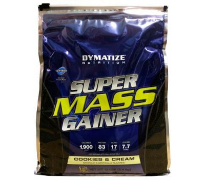 NEW Super Mass Gainer Dymatize 5,45 kg в Киеве