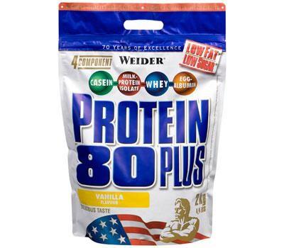Weider Protein 80 Plus 2000g в Киеве