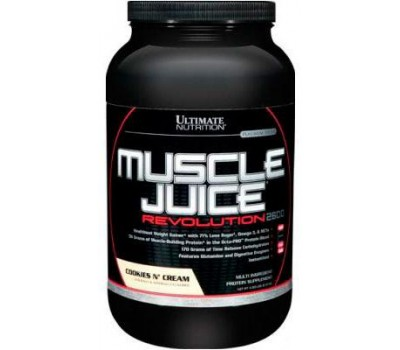 Muscle Juice Revolution 2600 Ultimate 2,1 кг в Киеве