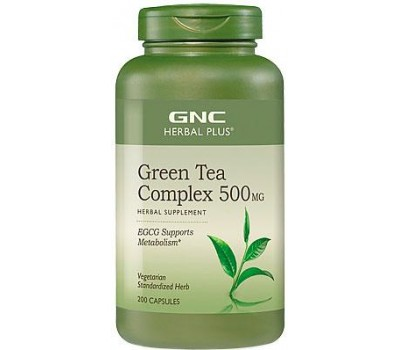 GNC Green Tea Complex 500 mg 200 Veg Caps в Киеве