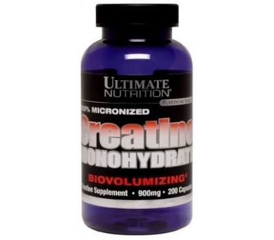 Micronized Creatine Monohydrate Ultimate 200 caps в Киеве