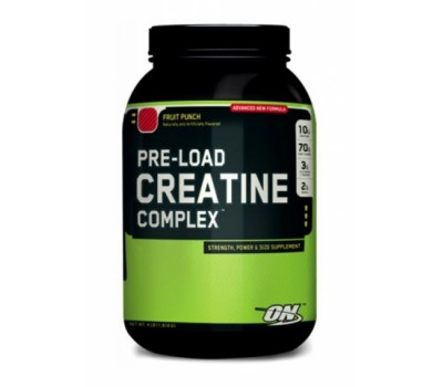 Optimum Nutrition Pre-Load Creatine Complex 1818g в Киеве
