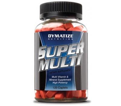 Super Multi Vitamin Dymatize 120 таблеток в Киеве