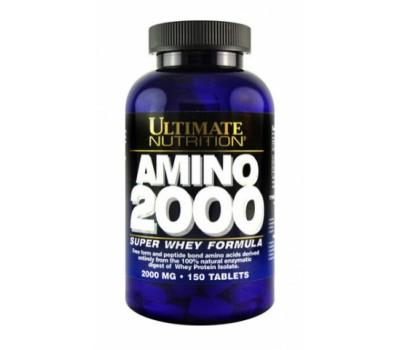 Amino 2000 Ultimate Nutrition 150 таблеток в Киеве