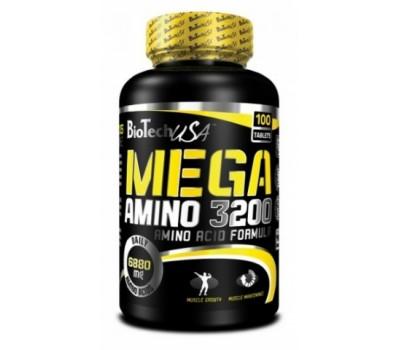 BioTech USA Mega Amino 3200 100 таблеток в Киеве