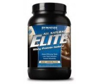 All Natural Elite Whey Dymatize Nutrition 900g