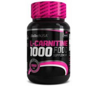 L-Carnitine 1000 MG BioTech 30 таблеток в Киеве