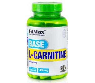 FitMax Base L-Carnitine 90 капсул в Киеве