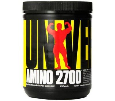 Amino 2700 Universal Nutrition 120 таблеток в Киеве