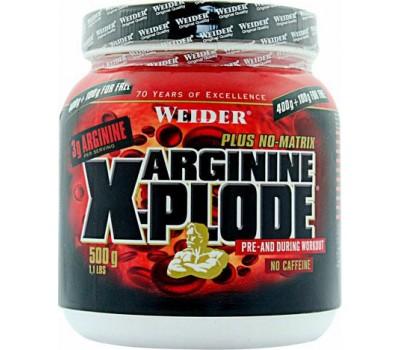 Weider Arginine X-Plode 500g в Киеве