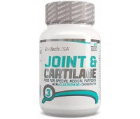 BioTech USA Joint & Cartilage 60 таблеток