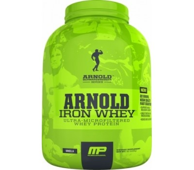 Arnold Series Iron Whey 2270g в Киеве