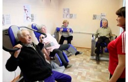 Как тренироваться пожилым людям?