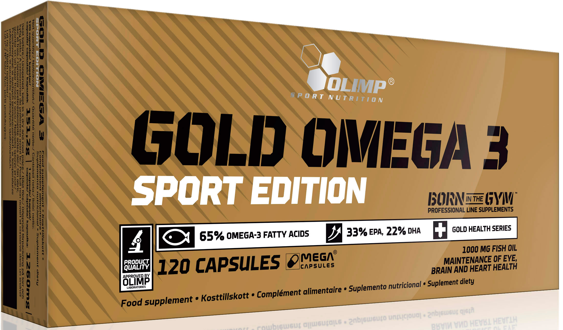 Gold-Omega-3-Sport-Edition-Olimp-120-капсул