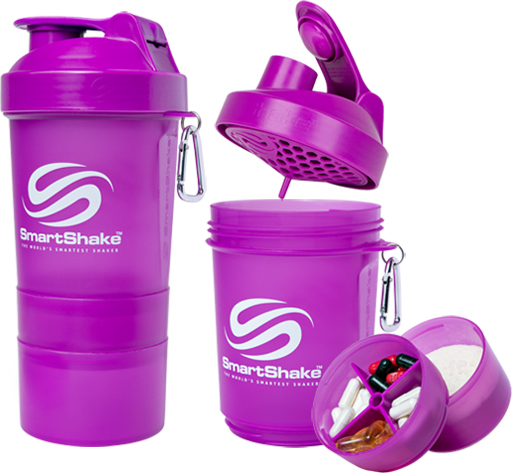 SmartShake-Neon-Purple-400-мл